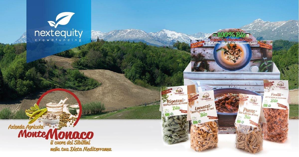 Lancio campagna di raccolta per Azienda Agricola MonteMonaco srl