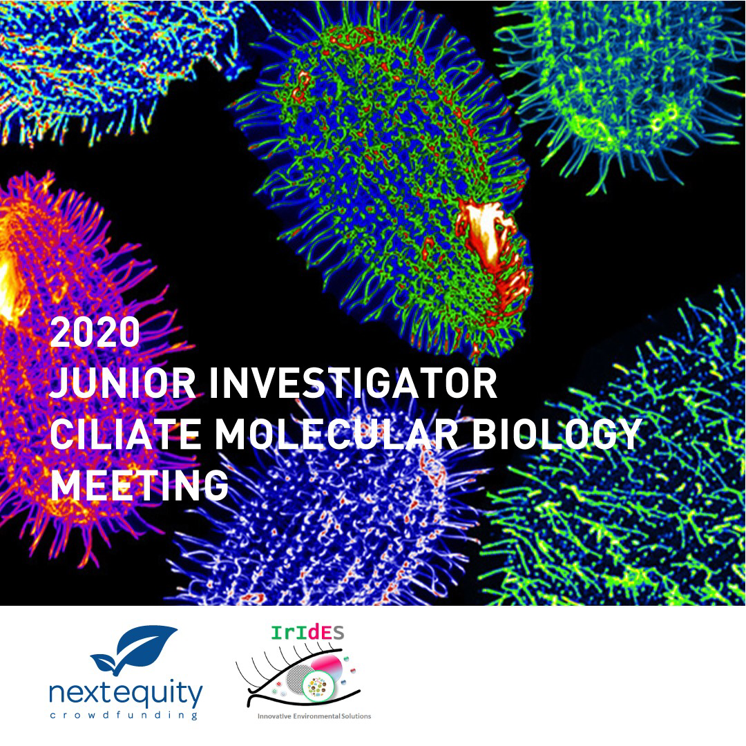 "Il team Irides tra i relatori del ""2020 Junior Investigator Ciliate Molecular Biology Meeting"""