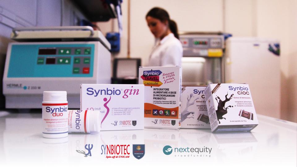 Nuovo successo per Synbiotec